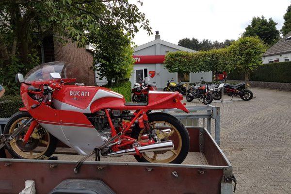 Ducati NRC 900 ss